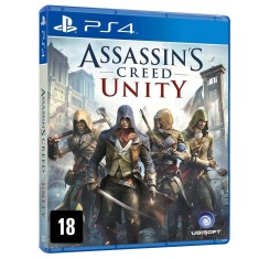 Foto Jogo Assassin's Creed Unity PS4 Ubisoft