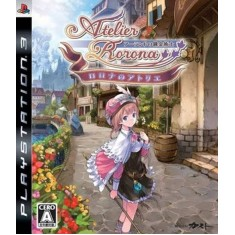 Foto Jogo Atelier Rorona: The Alchemists of Arland PlayStation 3 Tecmo