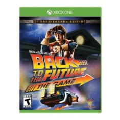 Foto Jogo Back to the Future The Game Xbox One Telltale