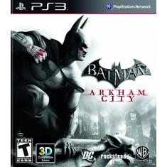 Foto Jogo Batman: Arkham City PlayStation 3 Warner Bros