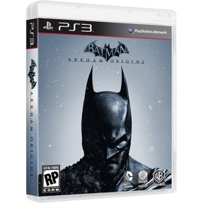 Foto Jogo Batman Arkham Origins PlayStation 3 Warner Bros