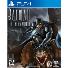 Foto Jogo Batman The Enemy Within PS4 Telltale
