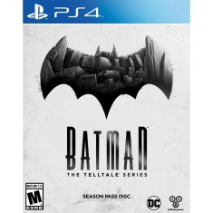 Foto Jogo Batman The Telltale Series PS4 Telltale