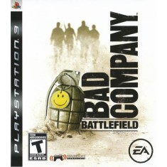 Foto Jogo Battlefield: Bad Company PlayStation 3 EA