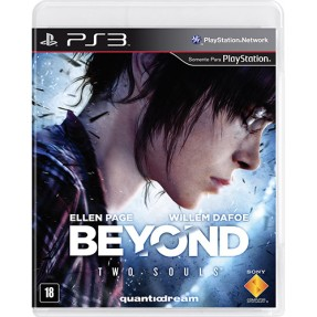 Foto Jogo Beyond: Two Souls PlayStation 3 Sony