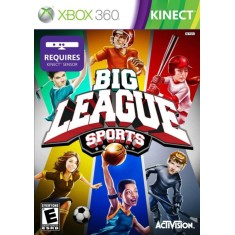 Foto Jogo Big League Sports Xbox 360 Activision