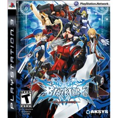 Foto Jogo BlazBlue: Calamity Trigger PlayStation 3 Aksys Games