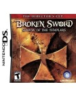 Jogo Broken Sword The Shadow of the Templars Ubisoft Nintendo DS