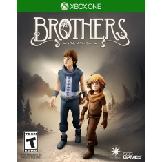 Foto Jogo Brothers A Tale of Two Sons Xbox One 505 Games