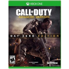 Foto Jogo Call Of Duty Advanced Warfare - Day Zero Edition Xbox One Activision