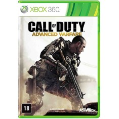 Foto Jogo Call Of Duty Advanced Warfare Xbox 360 Activision