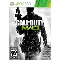 Foto Jogo Call of Duty Modern Warfare 3 (MW3) Xbox 360 Activision