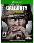Jogo Call Of Duty WW II Xbox One Activision