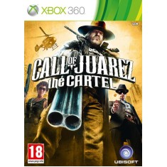 Foto Jogo Call of Juarez The Cartel Xbox 360 Ubisoft