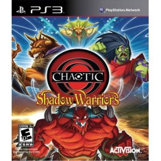 Foto Jogo Chaotic: Shadow Warriors PlayStation 3 Activision