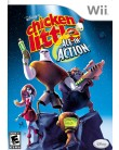 Jogo Chicken Little Ace In Action Wii Disney