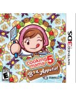 Jogo Cooking Mama 5: Bon Appétit! Majesco Entertainment Nintendo 3DS