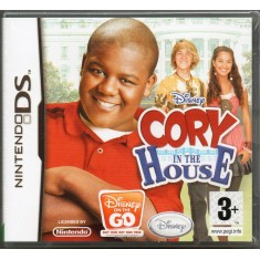 Foto Jogo Cory in the House Disney Nintendo DS