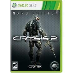 Foto Jogo Crysis 2 Xbox 360 EA