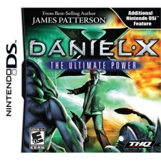 Foto Jogo Daniel X The Ultimate Power THQ Nintendo DS