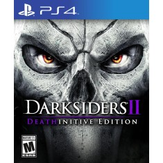 Foto Jogo Darksiders II Deathinitive Edition PS4 Nordic Games