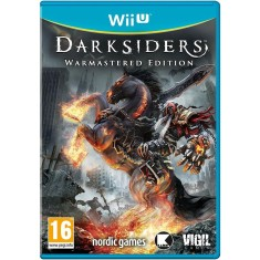 Foto Jogo Darksiders Warmastered Edition Wii U Nordic Games