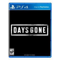 Foto Jogo Days Gone PS4 Sony