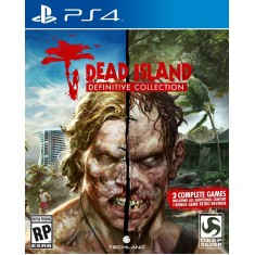 Foto Jogo Dead Island Definitive Collection PS4 Deep Silver