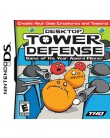 Jogo Desktop Tower Defense THQ Nintendo DS