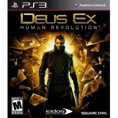 Foto Jogo Deus Ex Human Revolution PlayStation 3 Square Enix