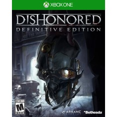 Foto Jogo Dishonored Definitive Edition Xbox One Bethesda