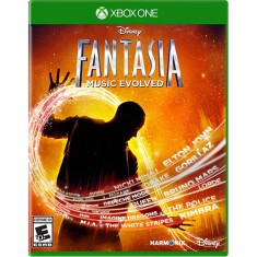 Foto Jogo Disney Fantasia Music Evolved Xbox One Disney