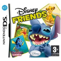 Foto Jogo Disney Friends Disney Nintendo DS