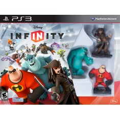 Foto Jogo Disney Infinity PlayStation 3 Disney