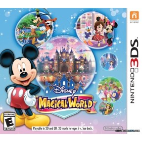 Foto Jogo Disney: Magical World Nintendo 3DS