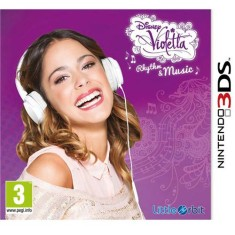 Foto Jogo Disney Violetta Rhythm & Music Little Orbit Nintendo 3DS
