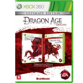 Foto Jogo Dragon Age Origins: Ultimate Edition Xbox 360 EA