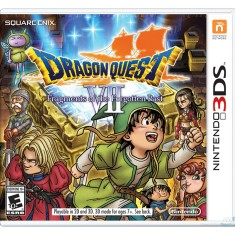 Foto Jogo Dragon Quest VII Fragments of the Forgotten Past Square Enix Nintendo 3DS