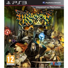 Foto Jogo Dragons Crown PlayStation 3 Atlus