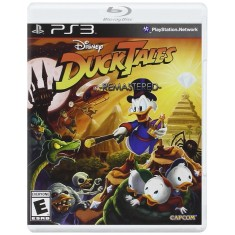 Foto Jogo DuckTales: Remastered PlayStation 3 Capcom