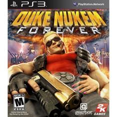 Foto Jogo Duke Nukem Forever PlayStation 3 2K
