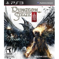 Foto Jogo Dungeon Siege 3 PlayStation 3 Square Enix