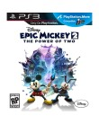 Jogo Epic Mickey 2: The Power of Two PlayStation 3 Disney