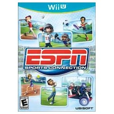 Foto Jogo ESPN Sports Connection Wii U Ubisoft