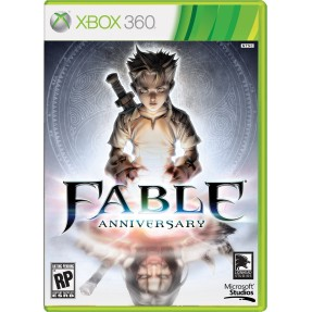 Foto Jogo Fable: Anniversary Xbox 360 Microsoft