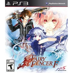 Foto Jogo Fairy Fencer F PlayStation 3 NIS