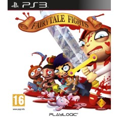 Foto Jogo Fairytale Fights PlayStation 3 Playlogic