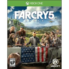 Foto Jogo Far Cry 5 Xbox One Ubisoft