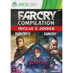 Foto Jogo Far Cry: Compilation Xbox 360 Ubisoft