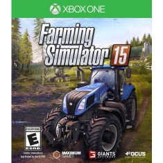 Foto Jogo Farming Simulator 15 Xbox One Focus